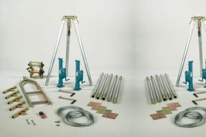 Lifting Sets For Drilling Equipment