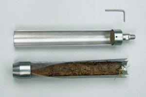 Split Tube Soil Sampler
