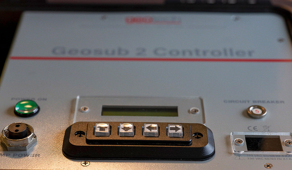 Geosub 2 AC to DC variable speed controller