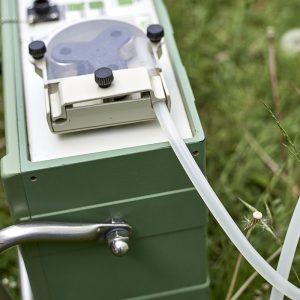 Silicone Tubing & Peristaltic Pump